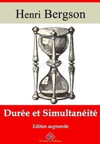 Durée et simultanéité – suivi d'annexes
