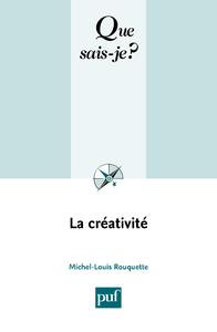 La créativité, « Que sais-je ? » n° 1528