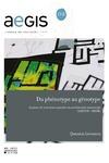 Livre numérique Du Phénotype au génotype