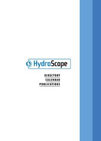 HydroScope anglais 2015-2016, ENGLISH EDITION