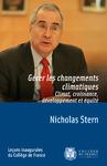Livre numérique Gérer les changements climatiques. Climat, croissance, développement et équité