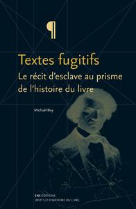 Livre numérique Textes fugitifs