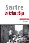 Livre numérique Sartre. Une écriture critique