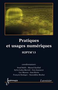 Livre numérique Pratiques et usages numériques