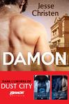 Livre numérique Damon