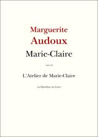 Livre numérique Marie-Claire