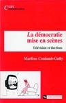 Livre numérique La démocratie mise en scènes