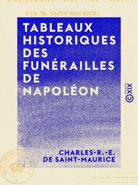Tableaux historiques des funérailles de Napoléon