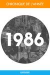 Livre numérique Chronique de l'année 1986