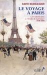 Livre numérique Le voyage à Paris