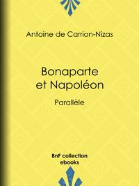 Bonaparte et Napoléon, Parallèle