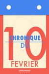 Livre numérique Chronique du 10  février