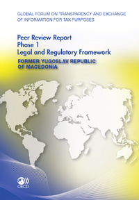 Global Forum on Transparency and Exchange of Information for Tax Purposes Peer Reviews: The Former Y