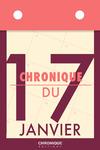 Livre numérique Chronique du 17  janvier