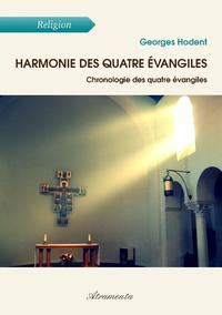 Harmonie des quatre Évangiles, Chronologie des quatre Évangiles