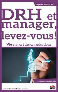 Livre numérique DRH et manager, levez-vous !