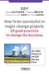 Livre numérique How to be successful in a major change projects
