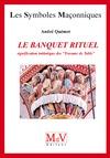 Livre numérique N.36 Le banquet rituel