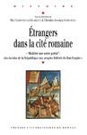 Livre numérique Étrangers dans la cité romaine