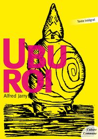 Livre numérique Ubu Roi