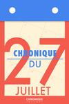 Livre numérique Chronique du 27 juillet