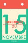 Livre numérique Chronique du 15 novembre