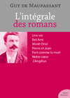 Livre numérique L'intégrale des romans de Guy de Maupassant