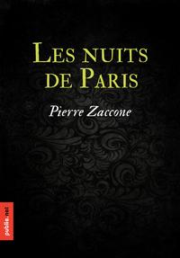 Livre numérique Les Nuits de Paris
