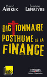 Livre numérique Dictionnaire posthume de la finance