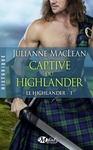 Livre numérique Captive du Highlander