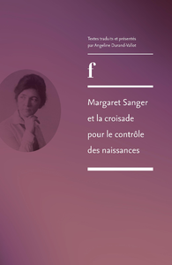 Livre numérique Margaret Sanger et la croisade pour le contrôle des naissances