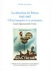 Livre numérique La direction du Trésor 1947-1967