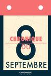 Livre numérique Chronique du 8 septembre