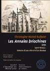 Livre numérique Christophe-Michel Ruffelet. Les Annales briochines, 1771