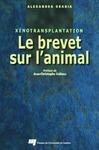 Livre numérique Le brevet sur l'animal