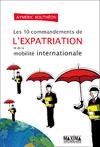 Livre numérique Les 10 commandements de l'expatriation et de la mobilité internationale