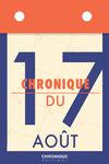 Livre numérique Chronique du 17 août