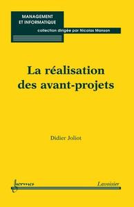 Livre numérique La réalisation des avant-projets
