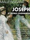 Livre numérique Joseph, et autres coquineries