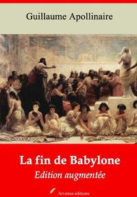 La Fin de Babylone – suivi d'annexes