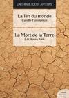 Livre numérique La fin du monde - La Mort de la Terre (science fiction)