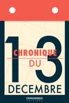 Livre numérique Chronique du 13 décembre