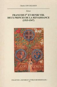 Livre numérique François Ier et Henri VIII. Deux princes de la Renaissance (1515-1547)