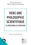Livre numérique Vers une philosophie scientifique