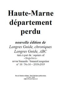 Haute-Marne d?partement perdu