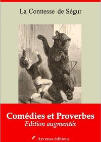 Comédies et Proverbes – suivi d'annexes
