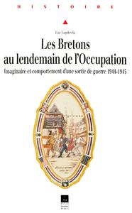 Livre numérique Les Bretons au lendemain de l'Occupation