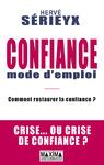 Livre numérique Confiance - Mode d'emploi