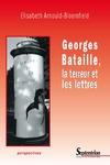 Livre numérique Georges Bataille, la terreur et les lettres