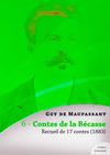 Livre numérique Contes de la Bécasse, recueil de 17 contes